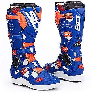 off-Road Stivali Moto ZZKK Impermeabile Stivali Moto in Pelle Professionale Motocross Racing Boots