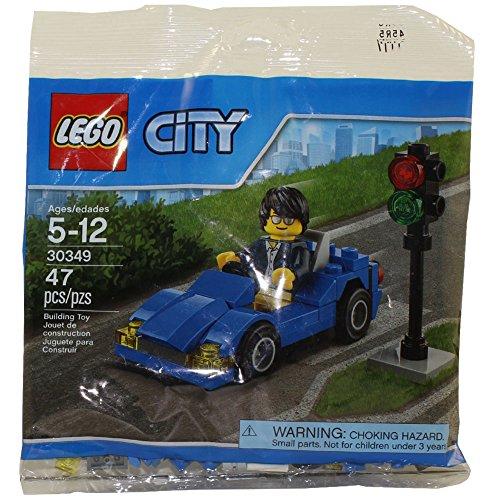 LEGO City Blue Car 30349 polybag by