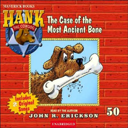 The Case of the Most Ancient Bone audiobook cover art