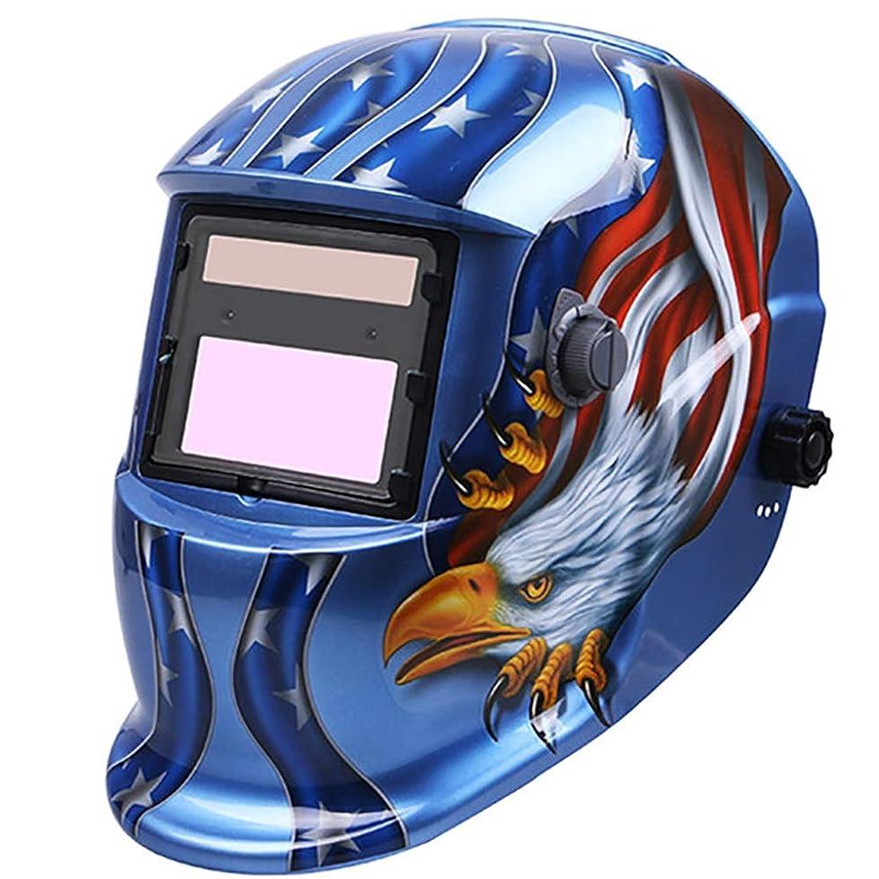 学んだ専門教育梁友 溶接マスク - ソーラー自動調光マスク、調光メガネ、溶接キャップ、ガスシールド溶接、アルゴンアーク溶接機保護 溶接ヘルメット (色 : C)