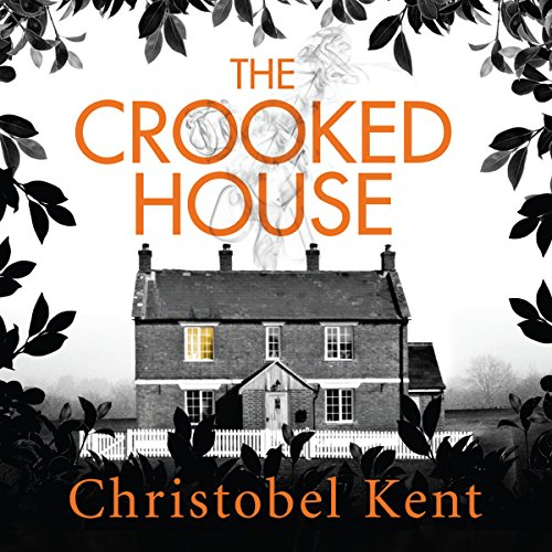 The Crooked House audiobook cover art