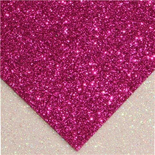 2mmx20cmx30cm Spons Glitters Schuimpapier Kraftpapier Goud Ambachtelijk Papier Poeder Handgemaakt Papier Ambachten Decor DIY Kaart Voor Decoratie, 4 stuks Roos 14