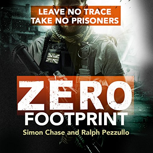Zero Footprint audiobook cover art