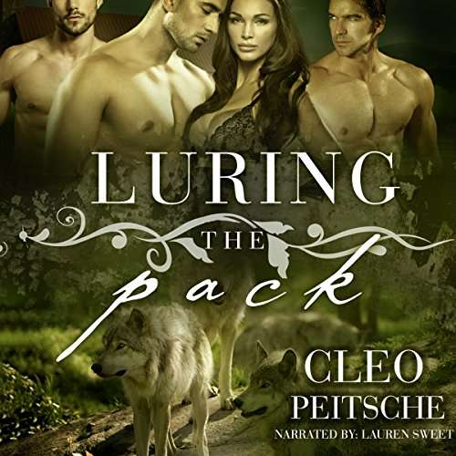 Luring the Pack audiobook cover art