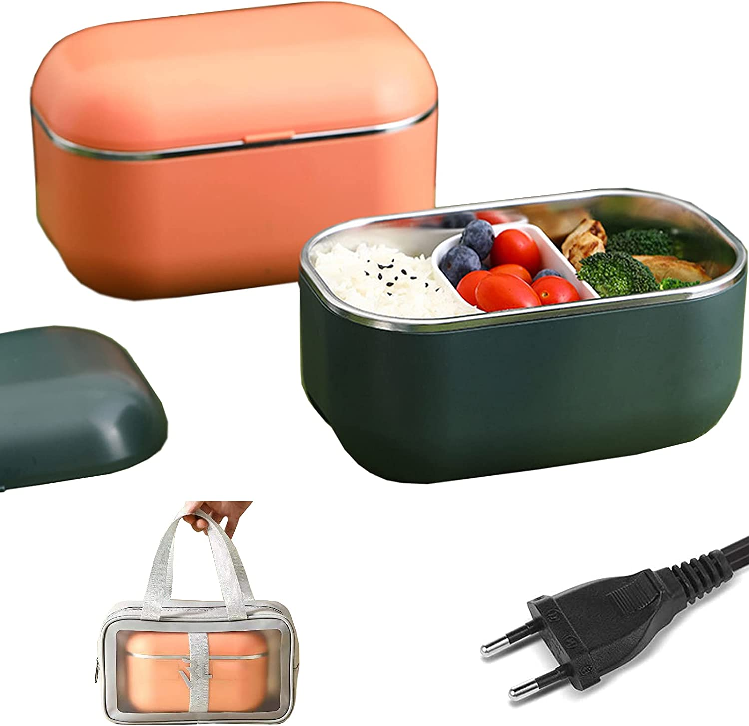 KUMADAI Sales of SALE items Max 42% OFF from new works Bento Lunch Box Electric Home Office for and 1