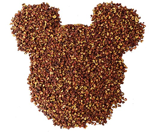 Three Squirrels Szechuan Red Peppercorns,Sichuan Peppercorns, 4 Oz.