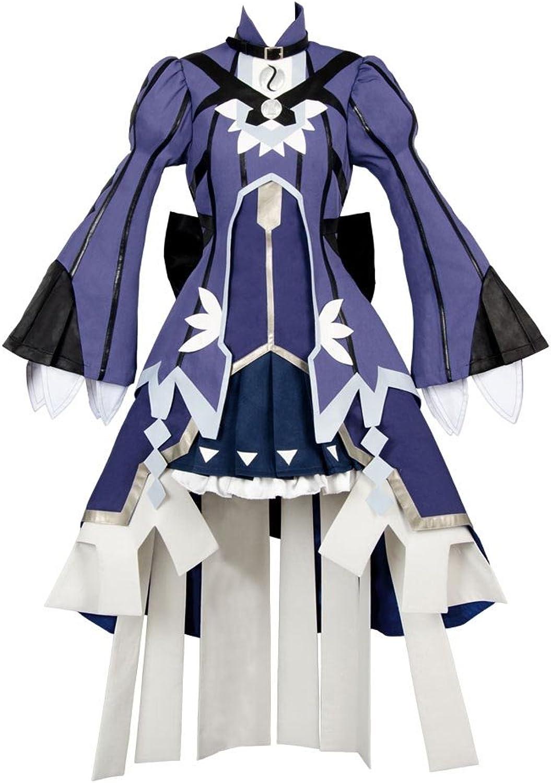 Karnestore Clockwork Planet RyuZU Outfit Kleid Cosplay Kostüm Damen S