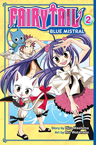 Fairy Tail: Blue Mistral Vol. 2 (English Edition)