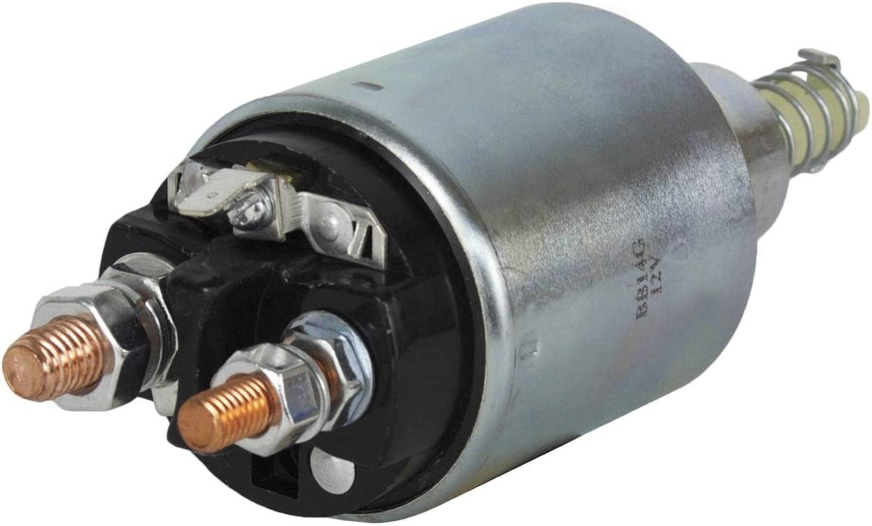 Rareelectrical NEW STARTER SOLENOID Ranking Super special price TOP20 HOLLAND COMPATIBLE WITH