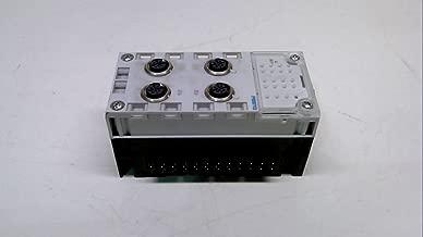 Festo Cpx-Ab-4-M12x2-5Pol-R, Attached Part Cpx-Ge-Ev, Connection Block Cpx-Ab-4-M12x2-5Pol-R with Attached Part Number Cpx-Ge-Ev