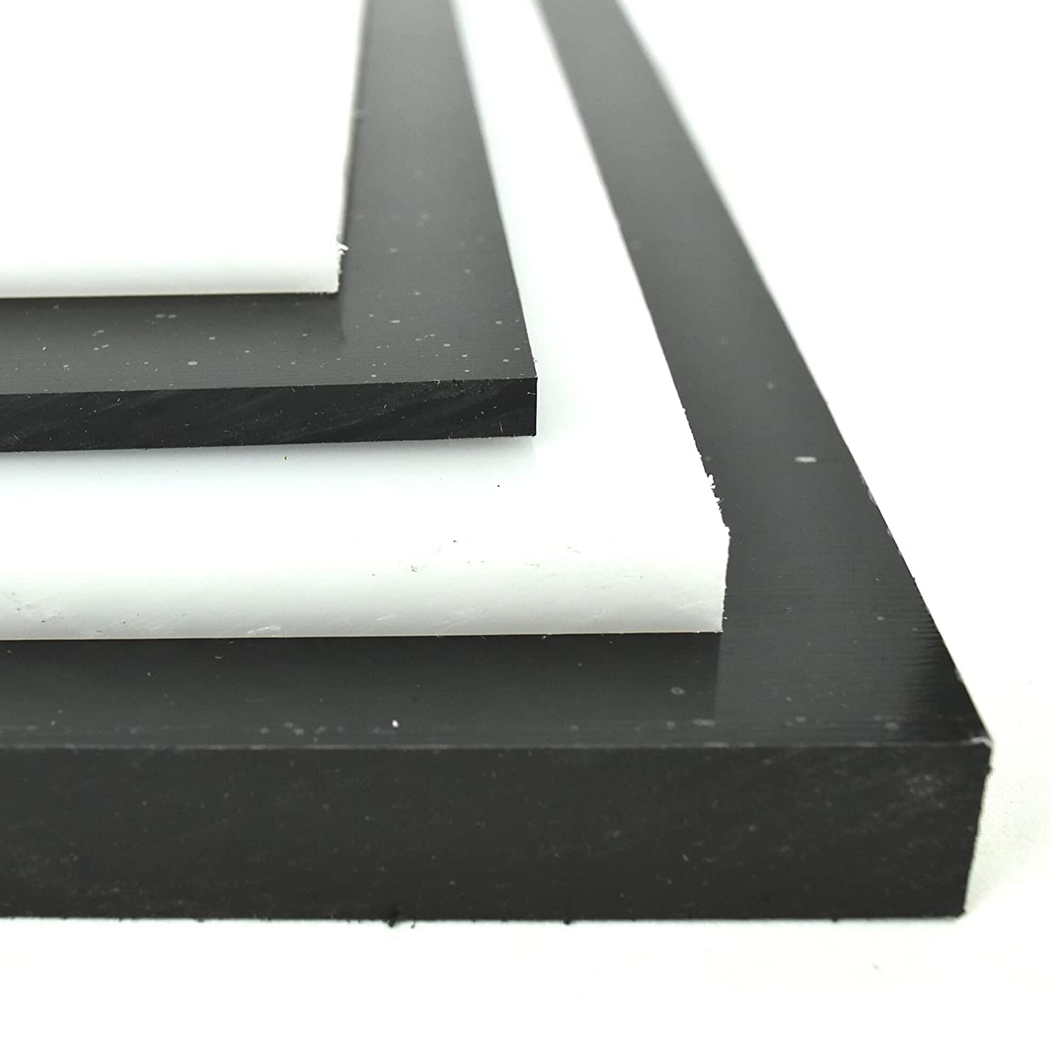 BuyPlastic Discount mail order Sales of SALE items from new works Black Polypropylene Copolymer 1 PPC Sheet Plastic