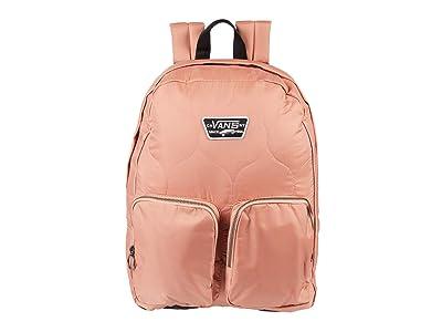 Vans Long Haul Backpack (Rose Dawn) Backpack Bags