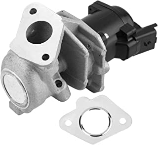 Válvula EGR - 1 PC de válvula de recirculación de gases de escape EGR para Peugeot Citroen Fiat Mazda Volvo 1618-59.