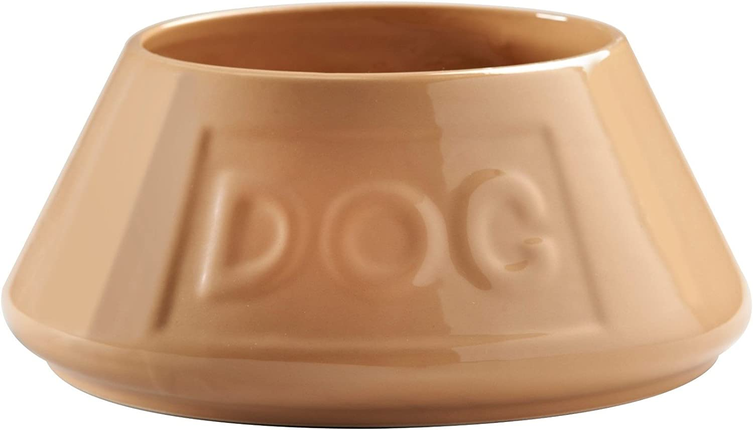 Mason Cash sold out Ranking TOP17 Cane Non-Tip Dog 8-Inch Lettered Bowl