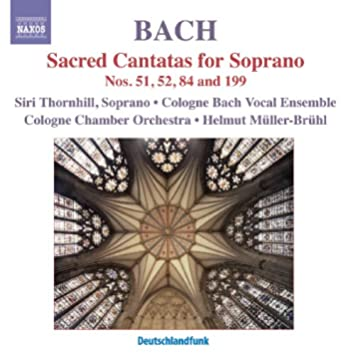 Bach, J.S.: Sacred Cantatas for Soprano
