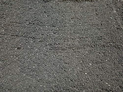 Der Naturstein Garten 12,5 kg schwarzer Lava Fugensand 0-2 mm - Einkehrsand Pflastersand Terrariensand - Lieferung KOSTENLOS