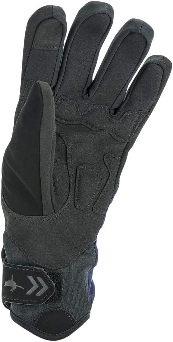 SEALSKINZ Unisex Waterproof All Weather Cycle Glove