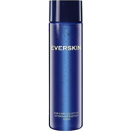(モンドセレクション受賞)EVERSKIN 化粧水 メンズ オールインワン (化粧水/乳液/美容液/保湿クリーム) 男性用 アフターシェーブ 200ml