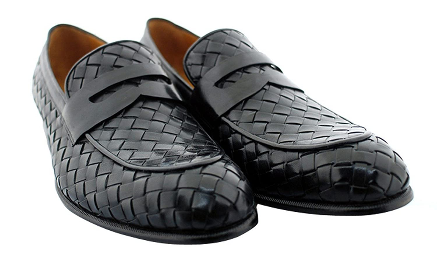 [Oscar William] Classic Handmade Leather Loafers