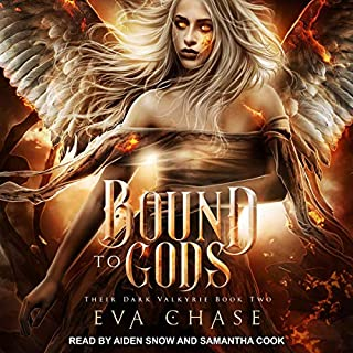 Bound to Gods: A Reverse Harem Urban Fantasy  cover art