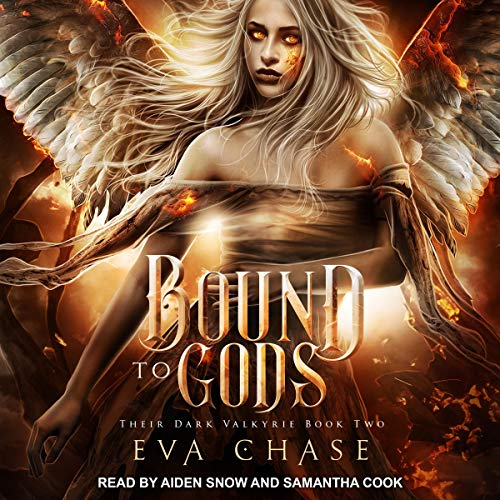 Couverture de Bound to Gods: A Reverse Harem Urban Fantasy