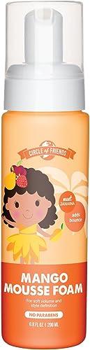 Circle of Friends Janaina's Mousse, Mango, 6.8 Fluid Ounce
