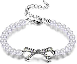 Suchergebnis auf für: Armband Perlen mit Schleife
