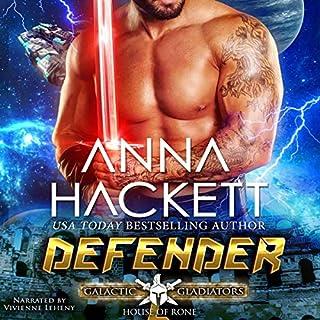 Defender (A Scifi Alien Romance) cover art
