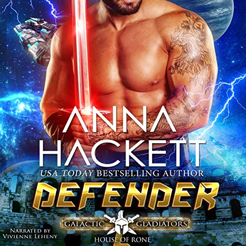 Defender (A Scifi Alien Romance) Audiobook By Anna Hackett cover art