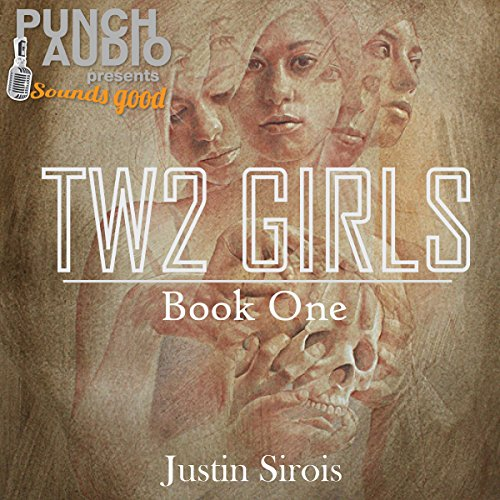 Two Girls audiobook cover art
