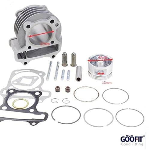 GY6 Engine Parts: Amazon com