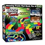 ONTEL Magic Tracks Racer Set Race Car, Multi, 12
