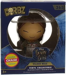 Pop Dorbz: Beauty & The Beast Village Belle Vinyl Figure Chase Variant