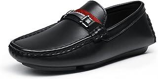 Bruno Marc Boy's Loafer Slip-On Dress Shoes