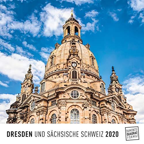 Dresden 2020 – Wandkalender – Quadratformat 24 x 24 cm