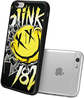 Illians Glossy Cell Phone Case Fits for Apple iPhone 6s Plus   iPhone 6 Plus 5.5-Inch Blink 182 10