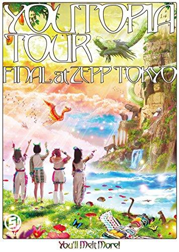YOUTOPIA TOUR FINAL at Zepp Tokyo [DVD]