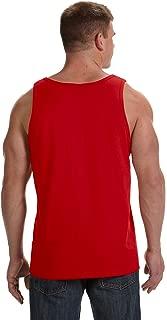Adult 5 oz. HD Cotton Tank (TRUE RED - TRUE RED 2XL)