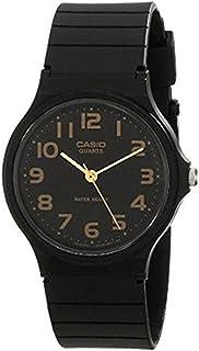 取寄品 CASIO腕時計 アナログ表示 丸形 MQ-24-1B2 チプカシ メンズ腕時計 [並行輸入品]