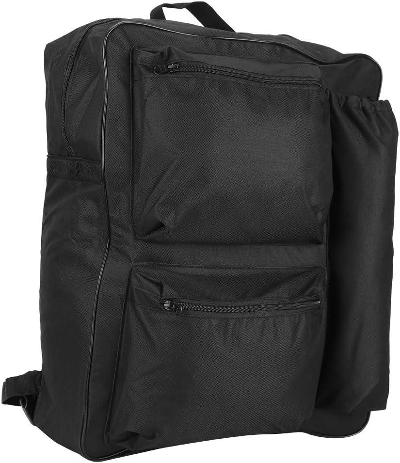 Wheelchair Bag, Wheelchair Hanging Bag Portable Large Capacity C