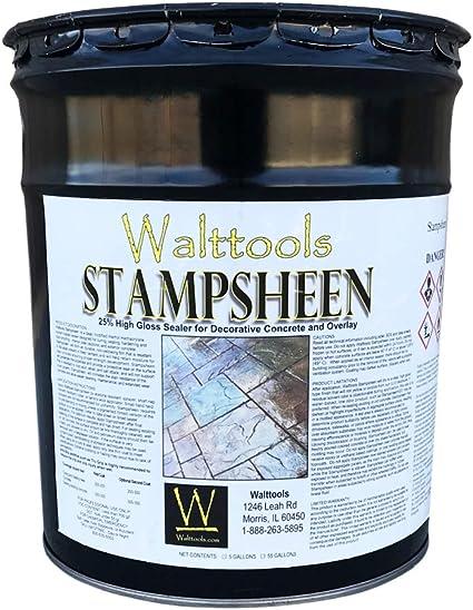 Walttools High-Gloss, Cure & Seal