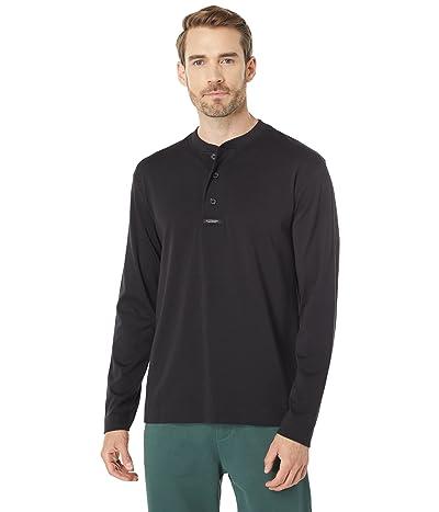 Scotch & Soda Grandad Long Sleeve T-Shirt