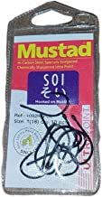 (Mostad Fishing Hooks Card 10 Pieces Size 1 (18