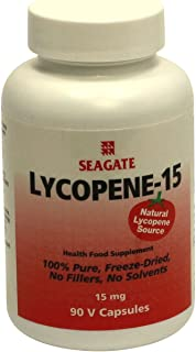 Seagate Products Lycopene-15 90 Capsules