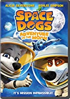 Space Dogs: Adventure to the Moon / [DVD]