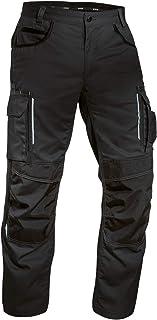 Uvex Tune-up 8909 Pantalon de Trabajo para Hombre - Pantalones Cargo para Trabajar de Algodón y de Cordura - Multibolsillo...