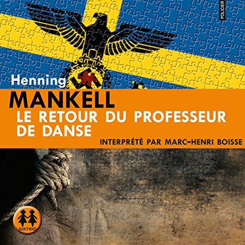 Le retour du professeur de danse audiobook cover art