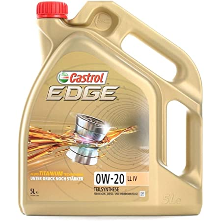 Toyota Genuine Synthetic Engine Oil 0w 20 Hybrid Engines Pack 6 Litres Auto