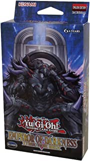 Yugioh Emperor of Darkness EOD English Structure Deck - 42 Cards!