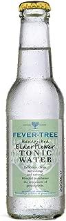 Fever Tree Elderflower Tonic , 200ml, 4 Count